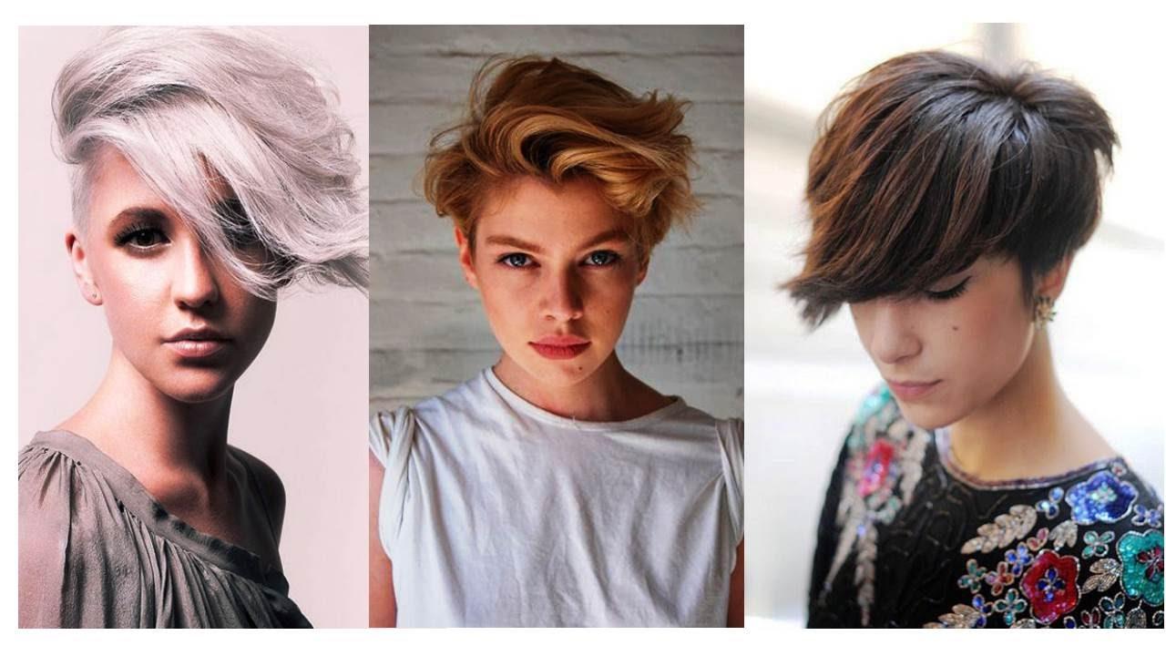 Krótkie Fryzury Trendy W Modzie By Kanał Mody