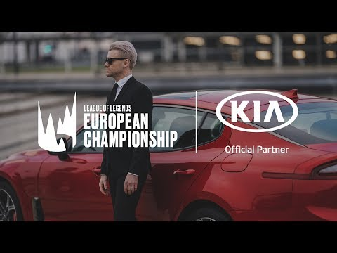 The #LEC welcomes Kia Motors!