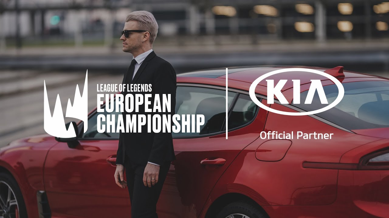2019 LEC On-Air Talent - with support from Kia | Lolesports