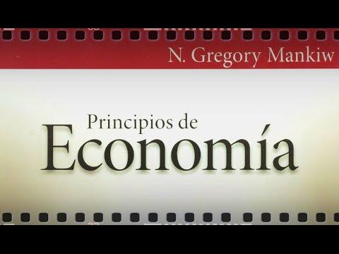 Principios de Economía - Capitulo 1