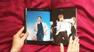 UNBOXING - 2017 BTS Live Trilogy EPISODE III THE WINGS TOUR in Seoul DVD