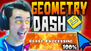 Geometry Dash!