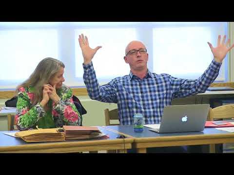 Dennett Elementary School Committee - April 23, 2018  (4/23/18)
