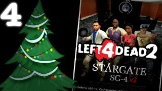 SG-1 Plays - Left 4 Dead 2 Custom - Stargate SG-4 - Part 4 (Christmas Special)
