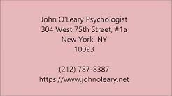 Couples Counceling in Hoboken, NJ , NY - 2127878387 - John O'Leary Psychologist