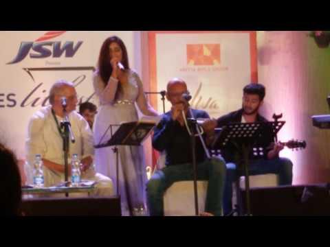 Bujh gaya tha kyun diya Gulzar Shantanu Moitra Shreya Ghoshal Live