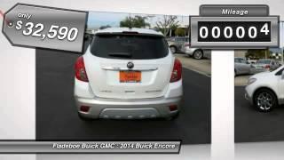 2014 Buick Encore Irvine Orange County BU0794