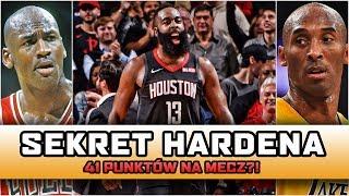 Prawdziwy SEKRET gry JAMESA HARDENA ► NBA po POLSKU