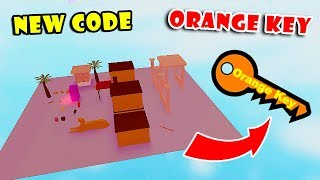 Cómo obtener NARANJA CLAVE en Secret City & New CODE in Speed Simulator X! [Roblox]