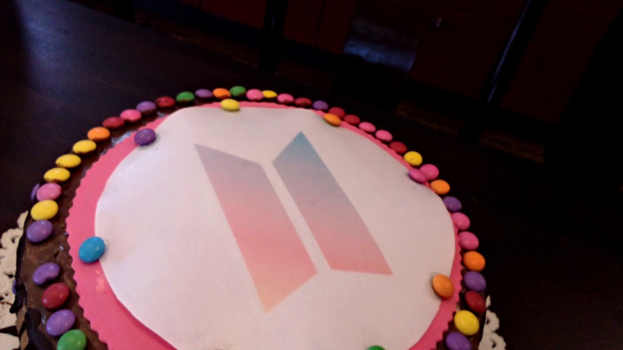 Bts Cake Youtube