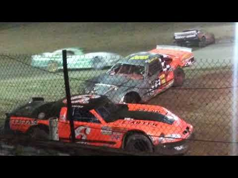 Dirtcar Pro Stock Feature @ Albany-Saratoga Speedway on 9/21/19