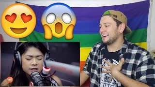 Mary Gidget Dela Llana covers I Love You Always Forever Donna Lewis) on Wish 107.5 Bus (REACTION!!!)