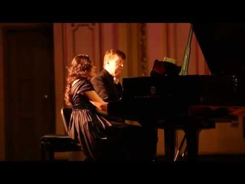 Marianna Humetska/Karol Radziwonowicz play Paderewski Tatra Album 2