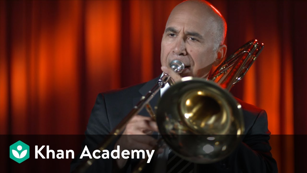 Trombone: Interview and demonstration with principal Joseph Alessi