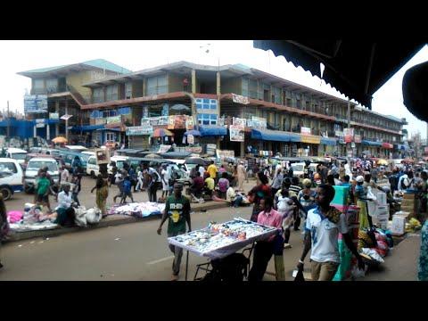 Kejetia now under reconstruction in Kumasi (Part 1)