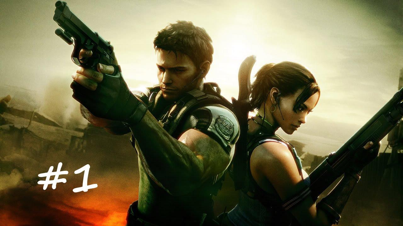 Chris Arms Are Fucking Massive Resident Evil 5 Walkthrough