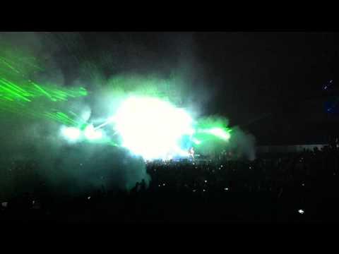 """Pet Shop Boys """"Vocal"""" Mexico City Arena Ciudad de Mexico 15 de Octubre 2013"""