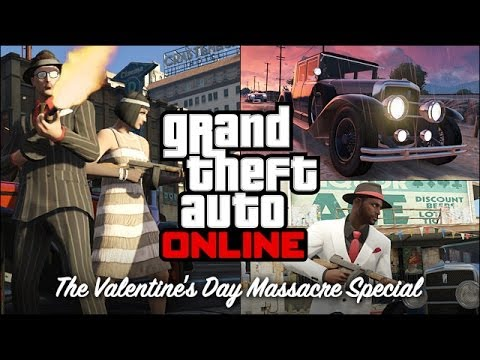 a look at valentines day pack - GTA online