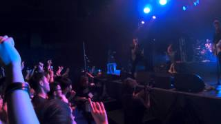 Story Of The Year - Until The Day I Die (live at Story Of The Year live in HK 2014)