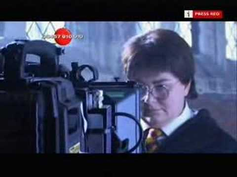 French & Saunders  Harry Potter Spoof part 1