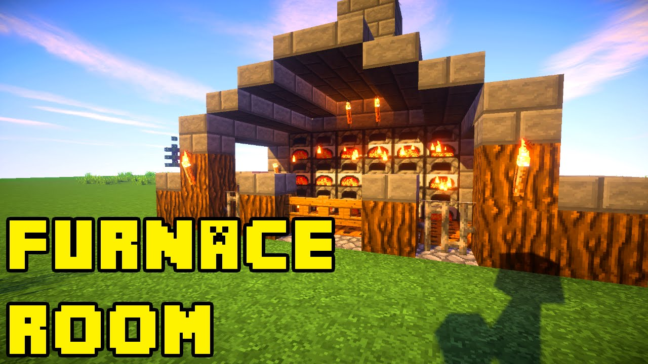 Minecraft rooms pc games - 3