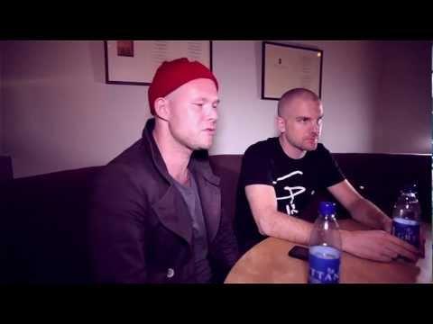Art of Noize // Dada Life Interview // Stockholm, Sweden