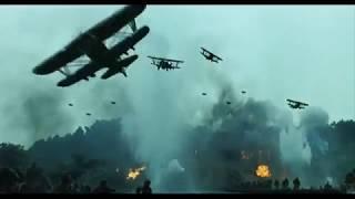Ось войны: Мой долгий марш  (2010). Авианалет самолетов  Гоминьдана на подразделения коммунистов