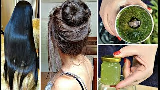 Our Family Secret To Grow Hair Like Rapunzel - Your Hair Will Grow Like Crazy - My Simple Remedies