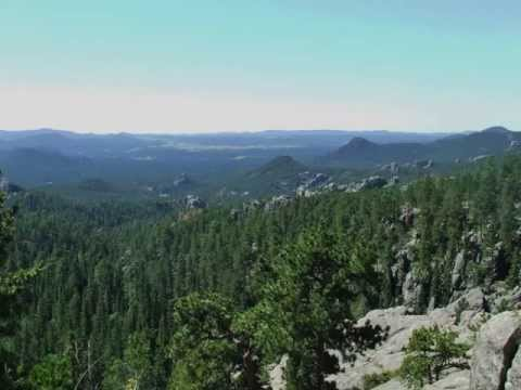 Tour South Dakota: Mt Rushmore, Bison, Deadwood, Custer St Park, so much more