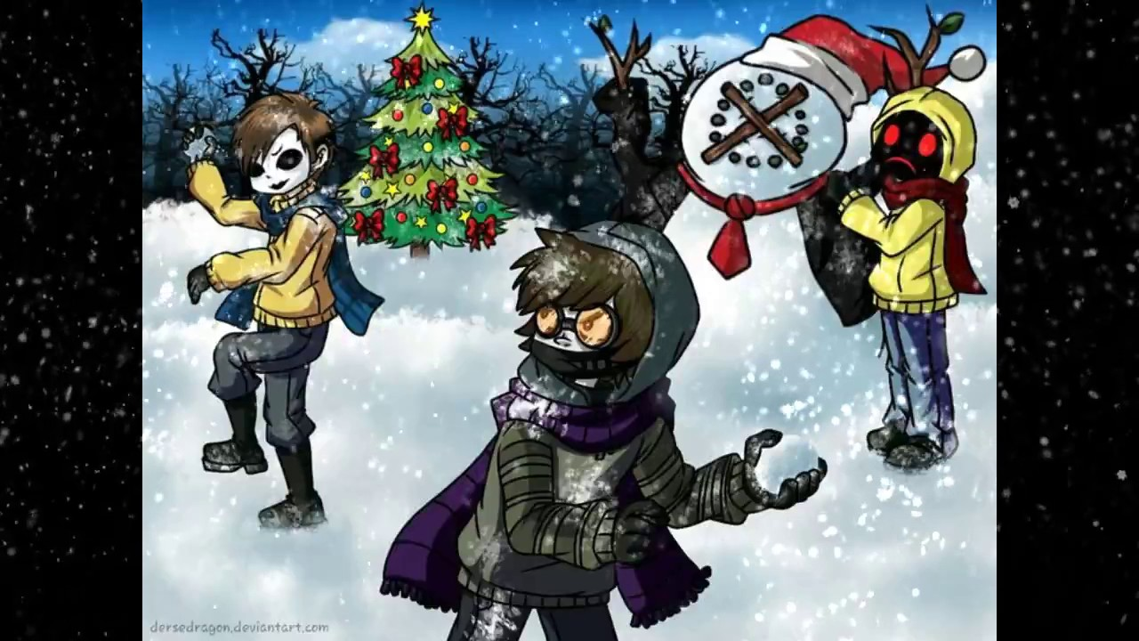 Creepypasta-Christmas - YouTube