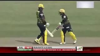 BPL 2017 Match 23 Rajshahi Kings vs Khulna Titans Highlights