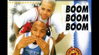 THE OUTHERE BROTHERS - BOOM BOOM BOOM - BOOM BOOM BOOM (INSTRUMENTAL VERSION)