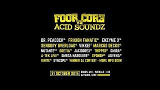 Haxyl Foorcore DJ Contest Vinyl Mix