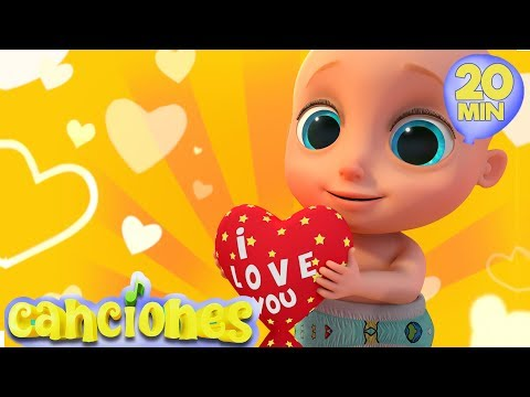 LooLoo – Skidamarink – Día de San Valentín – Cantece pentru copii in limba spaniola