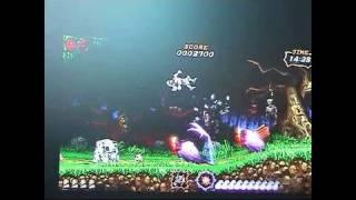 Ultimate Ghosts 'N Goblins Sony PSP Gameplay - TGS