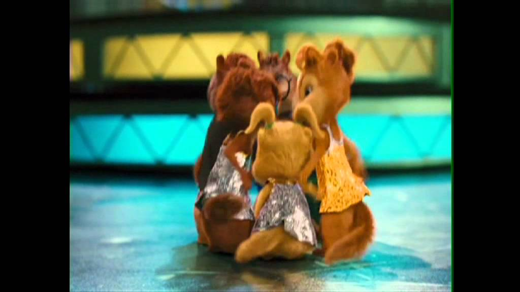 the chipmunks amp the chipettes we are family movie