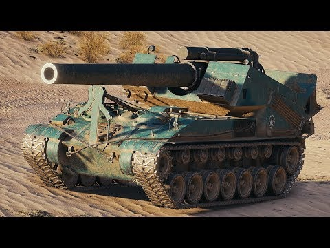 Танкосмотр2019 #18. США. САУ. (ветка T92) | World Of Tanks
