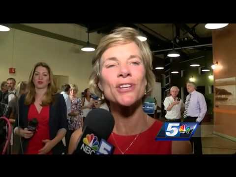 Democrat Sue Minter, Republican Phil Scott nominees for Vermont Governor