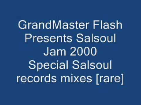 Grandmaster Flash presents Salsoul Jam 2000