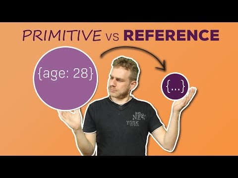 JavaScript - Reference vs Primitive Values/ Types