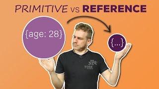 JavaScript - Reference vs Primitive Values/ Types