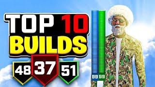 The TOP 10 BEST BUILDS in NBA 2K20! MOST OVERPOWERED BROKEN BUILDS!!