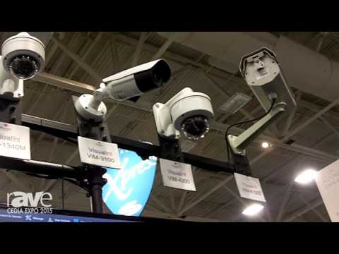 CEDIA 2015: Visualint Control Debuts New VIM Camera Security Line