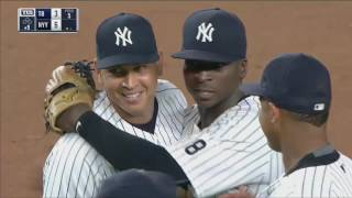 Highlights from A-Rod's Final Game
