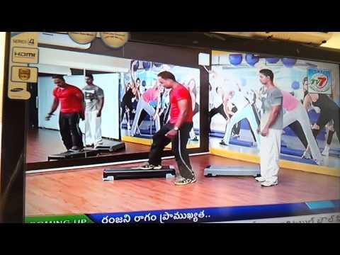 Sai prasad fitness show on tv7 health planet