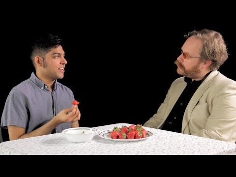 These People Describe The Taste Of Foods To The Blind And It's Beautiful