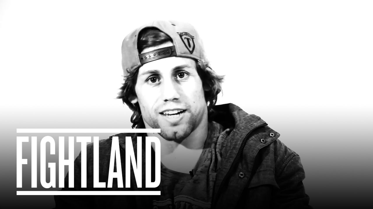 Urijah Faber Talks His Nickname, Fear, And The Beginning: Fightland Sitdowns