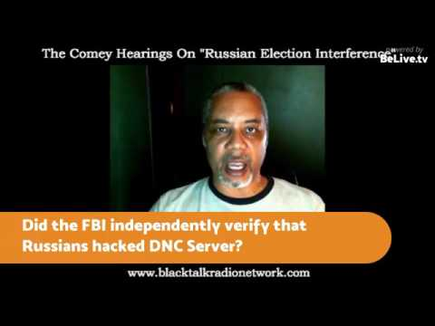 Congressional Hearings On Russian Election Interference Analyisis