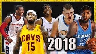 13 predictions for the 2018 nba season