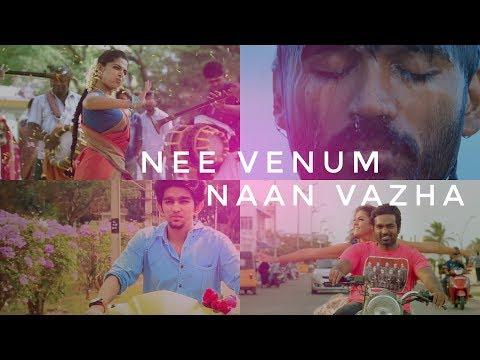 💞nee-venum-naan-vazha💞sid-sriram💞love-mashup💞whatsapp-status-tamil-video💞lovely-perumal💞